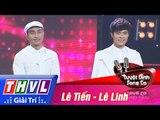 THVL | Tuyệt đỉnh song ca - Tập 11: Thư tình cuối mùa thu, Chuyện hẹn hò - Lê Tiến, Lê Linh