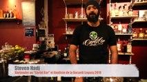Steven Hadj, unique Grenoblois finaliste de la Bacardi Legacy 2019