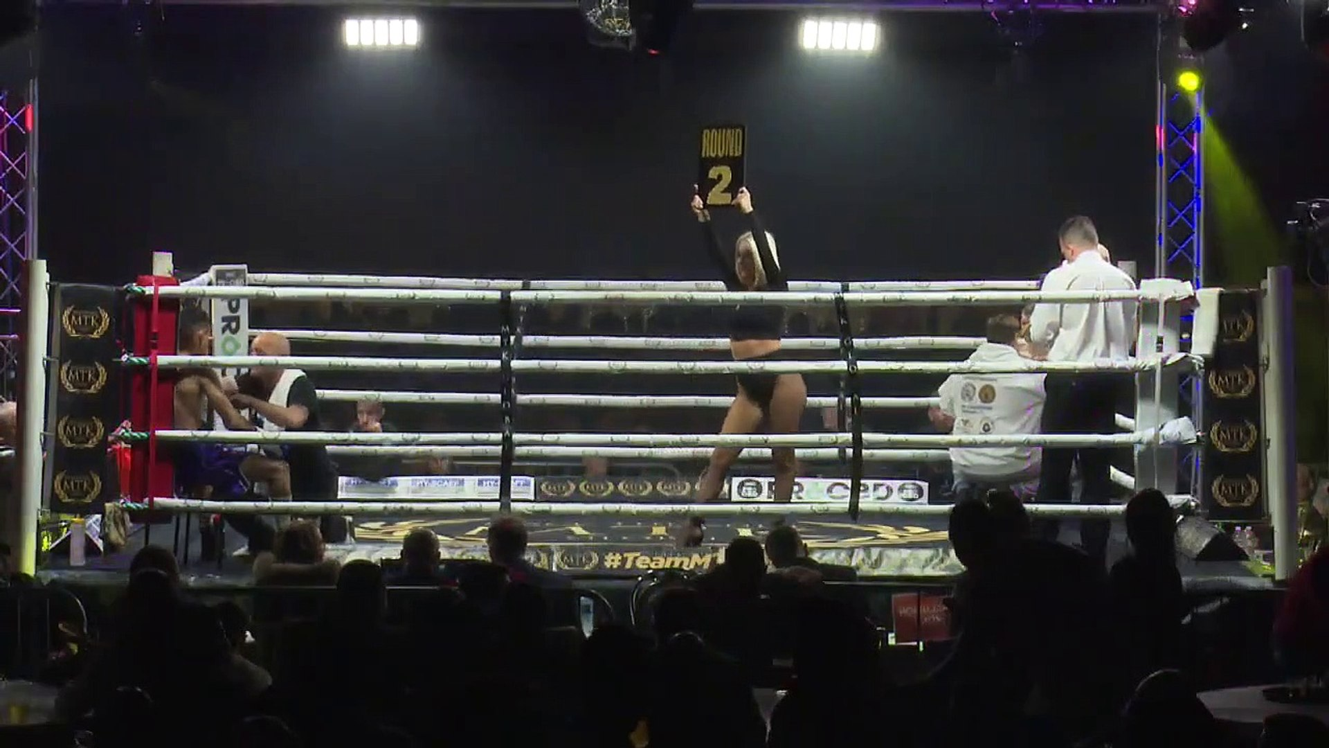 David White Jr. vs Jose Aguilar (01-03-2019) Full FIght 720 x 1280