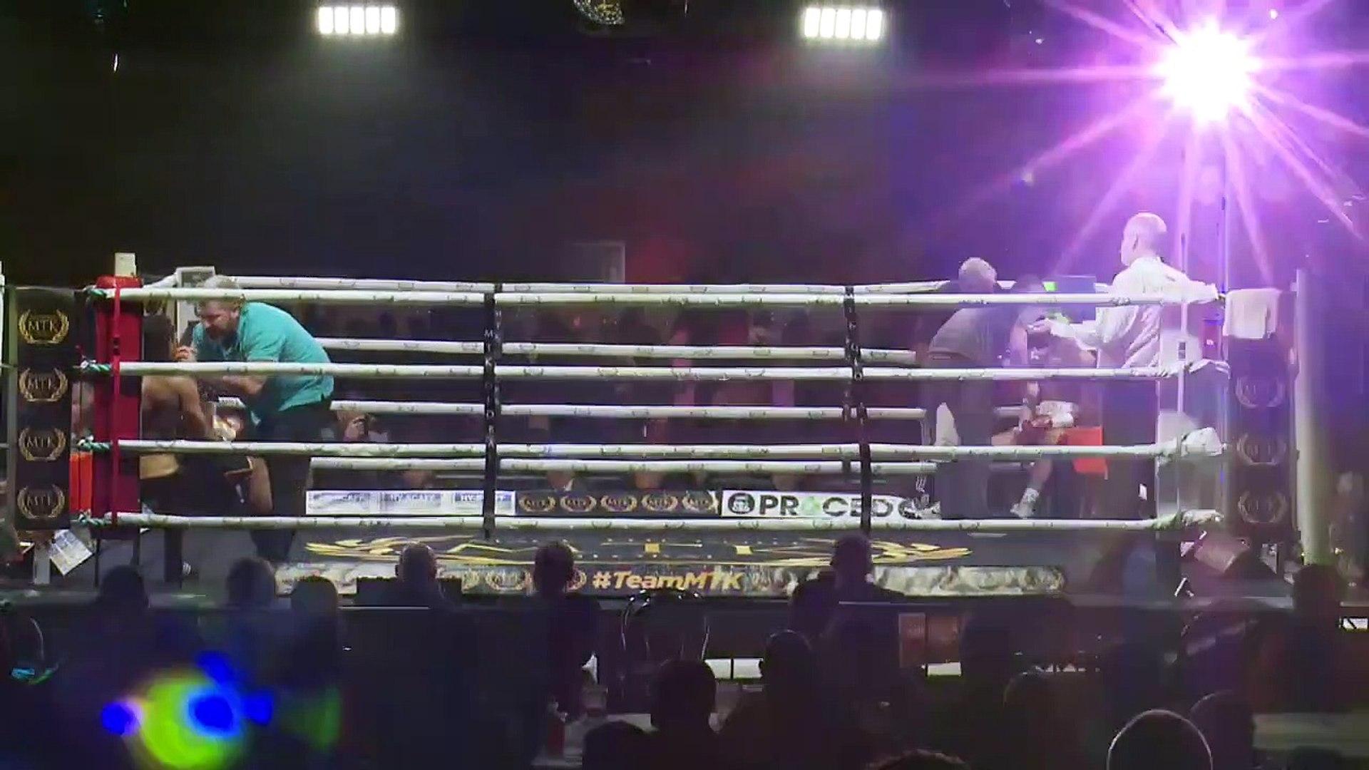 Jacob Lovell vs Mohamed Mahmoud (01-03-2019) Full Fight 720 x 1280