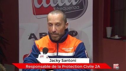 Sucità Viva avec la Protection Civile