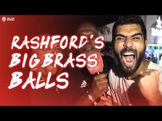"""RASHFORD HAS SOME BIG BRASS BALLS!"" MATCH REVIEW: Paris Saint-Germain 1 - 3 Manchester United"