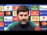 Borussia Dortmund 0-1 Tottenham (Agg 0-4) - Mauricio Pochettino Post Match Press Conference