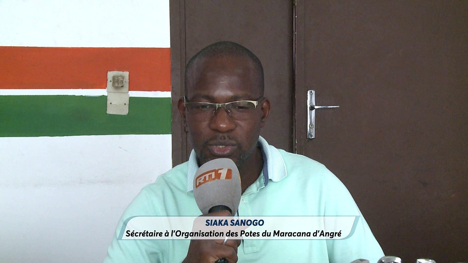 Réactions du présidents de club EBA Emmanuel Sanogo Siaka