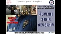 Nevşehir İl Emniyet Müdürlüğü - İlimizde Son Bir Hafta İçeresinde Yapılan Asayiş Çalışmaları.