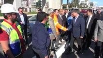 Antalya Liman Kavşağı Hizmete Açıldı