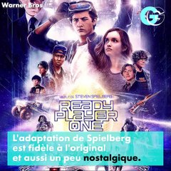 5 bonnes raisons de (re)voir Ready Player One l GG