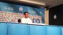 """OM-Nice : """"Être capable de reproduire l'entame de match de dimanche dernier face à l'ASSE"""" (Garcia)"""