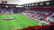 Inside ambiance Stade Rennais F.C. / Arsenal