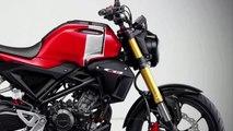 New Honda CB150R StreetSter 2019 | Honda CB150R Version 2019 | Mich Motorcycle