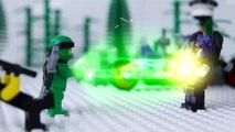 LEGO Ninjago STOP MOTION LEGO Deli Robbery Lloyd & Samurai X vs S.O.G | LEGO Ninjago | Billy Bricks