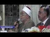 صدى البلد |  وكيل أوقاف الدقهلية بكنيسة دميانه: وحدة المسلمين المسيحيين ستحمى مصر