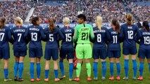 U.S. Soccer Sued By The Entire U.S. Women's National Team For Equal Pay