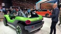 Genève 2019 - Découvrez la Volkswagen I.D. Buggy en vidéo