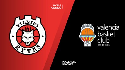 7Days EuroCup Highlights Quarterfinals, Game 2: Rytas 56-71 Valencia