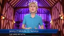 Bel Air Wedding DJ Review, Wedding DJ Prices - Bel Air MD, Jenny Z Mobile DJ Service, DJ near me