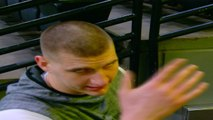 Best of Nikola Jokic Funny Moments In Pregame With Cameras