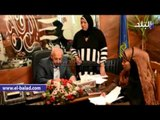 صدى البلد   محافظ أسوان يستمع لمطالب 56 مواطنا