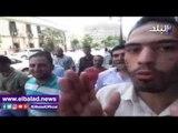 صدى البلد | قسم قصر النيل يخلى سبيل 25 من حملة الماجستير