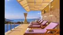 Antalya Deniz Manzaralı Kiralık Villalar | Tatilim Villada