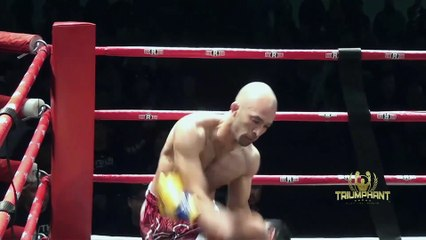 Triumphant Combat Sport Fight Highlight 2