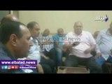 صدى البلد | أصحاب مصانع الغزل بالمحلةيعلنون عن إضراب بسبب غلاء الغزول