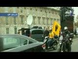 """احمد موسى يهاجم إخوانى رفع علم رابعة فى لندن """" روح يا خروف """""""