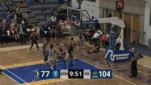 Vander Blue (17 points) Highlights vs. Salt Lake City Stars