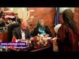 صدى البلد   محافظ أسوان يستمع لمطالب المواطنين خلال لقاءهم الأسبوعى