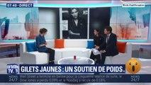 Laeticia Casta explique son soutien aux Gilets Jaunes