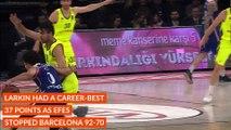 Turkish Airlines EuroLeague Regular Season Round 25 MVP: Shane Larkin, Anadolu Efes Istanbul