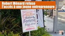 BEZIERS - Interview de l'exposante exclue du salon de la Femme et du bien-être de Béziers