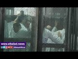 صدى البلد |متهمو «أحداث العدوة»: يسقط يسقط حكم المرشد