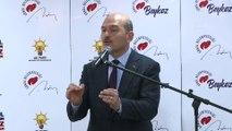 Bakan Soylu: Türkiye'yi yükselen ülkeler liginden düşürmek için ellerinden geleni yaptılar - İSTANBUL