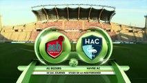 Béziers - HAC (1-1) : le résumé vidéo du match