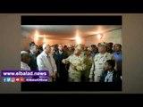 صدى البلد   محافظ أسوان يقدم الشكر بإسم أهالى المحافظة للرئيس