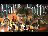Harry Potter and the Deathly Hallows Part 2  FULL GAME Movie Longplay (PS3, X360, Wii, PC)