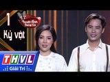 THVL | Tuyệt đỉnh song ca - Cặp đôi vàng 2017 | Tập 1 [8]: Duyên Tình - Minh Sang, Tuyết Mai