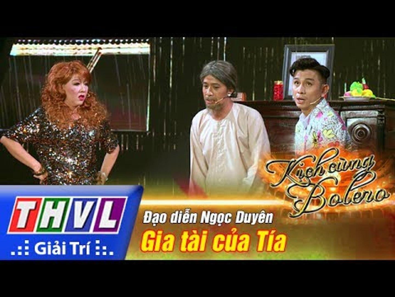 THVL | Kịch cùng Bolero - Tập 9: Gia tài của Tía - Đạo diễn Ngọc Duyên