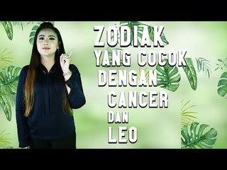 Pasangan Yang Cocok Untuk Cancer & Leo