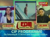 Catch Jay Sean Only On EDM On NewsX