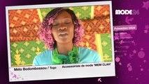 """MODE 24 - Togo: Mélo Bodombossou, Accessoiriste de mode """"MEM CLAH"""""""