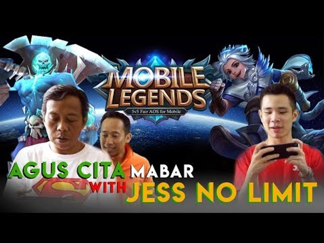 Agus Cita Mabar with Jess No Limit