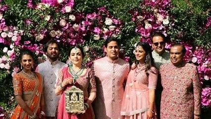 Akash Ambani Shloka Mehta wedding: Disha Patani vs Kiara