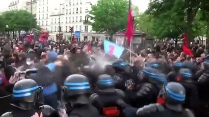 Violences Policières France Gilets Jaunes