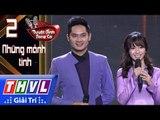 THVL | Tuyệt đỉnh song ca - Cặp đôi vàng 2017 | Tập 2[3]: Nối lại tình xưa - Minh Luân, Jang Mi