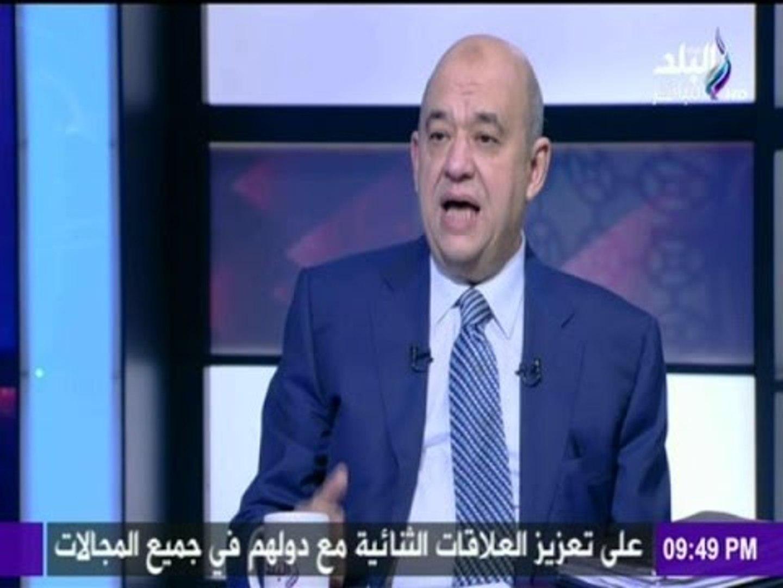 على مسئوليتي - أحمد موسى - وزير السياحة يكشف سبب وقف