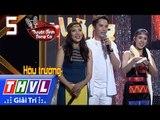 THVL | Đàm Vĩnh Hưng xuýt xoa với tiết mục vừa mang trăn trên cổ vừa hát của Minh Sang - Tuyết Mai