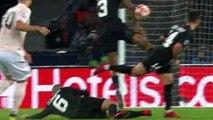 Football - Lukaku console Kimpembé et Bruno Genesio désolé pour le PSG éliminé de la Ligue des Champions par Manchester United (1-3)