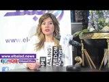 """صدى البلد   رانيا فريد شوقىرانيا فريد شوقى: اعشق نجوم مسرح مصر """""""